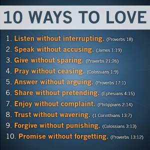 10 WAYS TO LOVE 2
