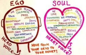 ego vs. soul